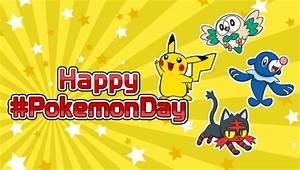celebrate pokemon day