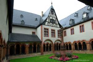 photo cloister aschaffenburg germany