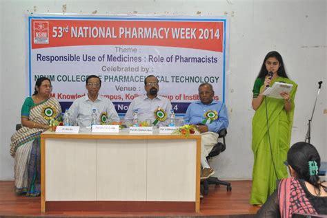 celebrating  national pharmacy week   nshm
