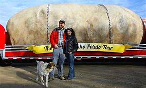 The Idaho Potato Bowl's giant fake potato will make ...