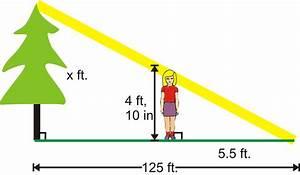 Indirect Measurement   CK-12 Foundation