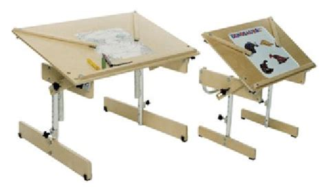 kaye wooden adjustable tilting tables  shipping