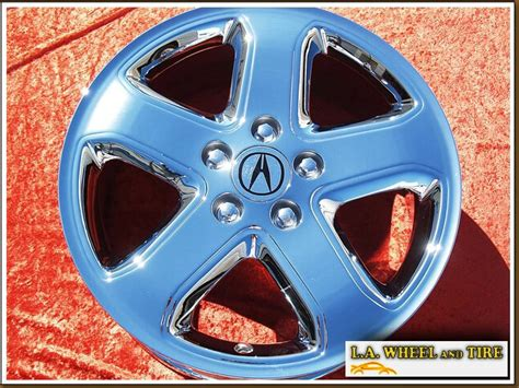 Chrome Oem Wheel Experts
