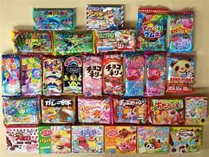 Kracie Meiji 28 pcs Japanese candy Popin Cookin DIY making ...