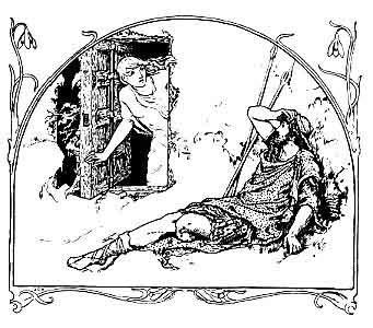 celtic fairy tales  story  deirdre