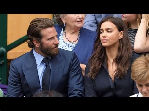 Irina Shayk and Bradley Cooper