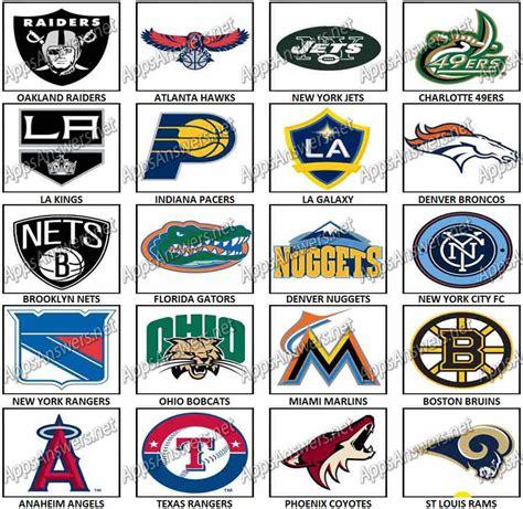 sports teams  logos joy studio design gallery