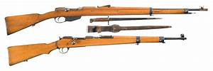 Two European Bolt Action Rifles
