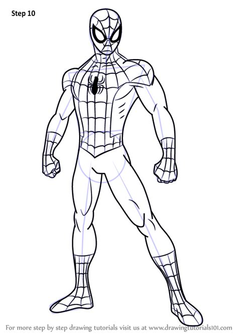 learn   draw ultimate spider man ultimate spider man