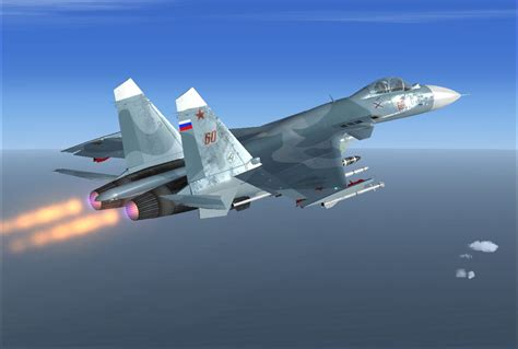 FlyFreeSTD - Flanker-D Su-33 | The famous Russian fighter ...