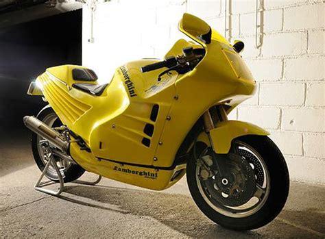 Lamborghini Design 90 Superbike Bi Special » Bikesmediain