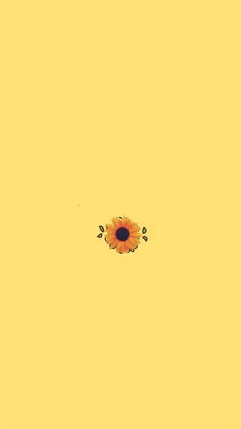 pin on yellow wallpaper