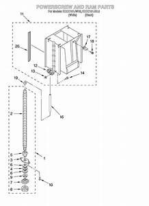 Looking For Kitchenaid Model Kccc151jbl0 Trash Compactor