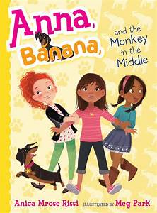 Anna  Banana  And The Monkey In The Middle