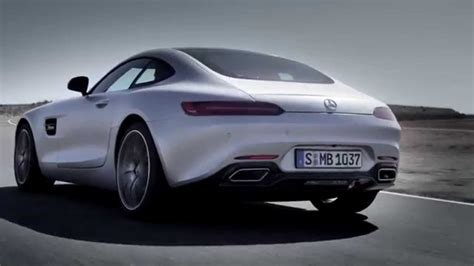 Mercedes-amg Gt Short Film Trailer Video