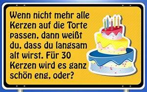 Geburtstagssprüche 30 Lustig Frech : 30 geburtstag gl ckw nsche und spr che ~ Frokenaadalensverden.com Haus und Dekorationen