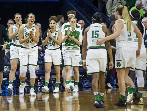 Notre Dame vs. Ohio State in the 2017 NCAA Women's ...