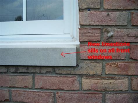 Caulking Window Sills caulking vinyl windows in brick windows and doors page