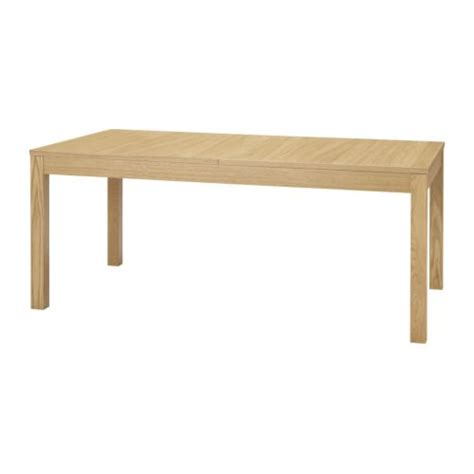 Chaise Chene Ikea by Bjursta Table Extensible Chene