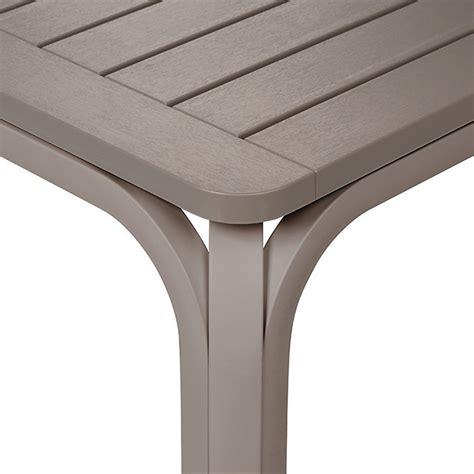 tavolo da giardino allungabile tavolo da giardino allungabile alloro 140 nardi