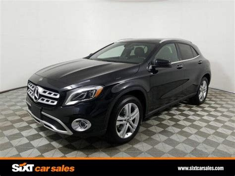 The difference in engineering and craftsmanship is astounding so much so you will grow to appreciate this the more. 2019 Mercedes-Benz GLA-Class GLA 250 4MATIC AWD for Sale in Orlando, FL - CarGurus