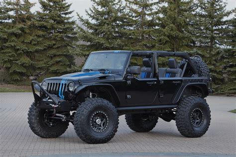 2012 Jeep Wrangler Apache By Mopar Review