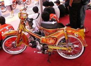 Modifikasi Honda Astrea Prima Limited