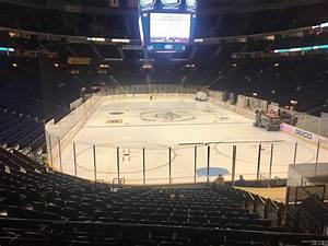 Section 110 At Bridgestone Arena Nashville Predators