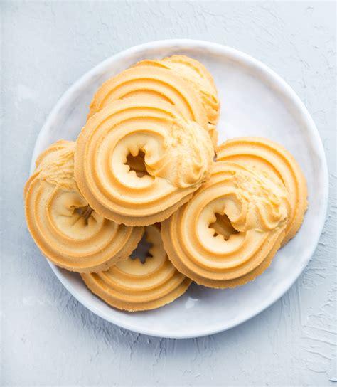 ricetta per biscotti fatti in casa biscotti al burro ricetta facile per biscotti fatti in