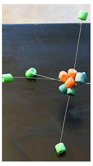 3D Atom Model Crafts for Kids | Atom model, Crafts, 3d ...