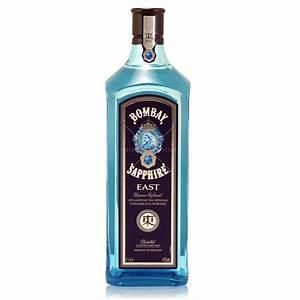 Bombay Sapphire East Gin 1.0L (42% Vol.) - Bombay Sapphire ...  Bombay