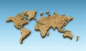 3D Map Of The World - besttabletfor.me