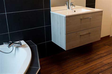 quel parquet pour salle de bain poser un parquet pont de bateau