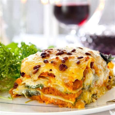 cuisine lasagne facile recette lasagnes aux légumes faciles