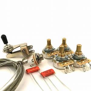Image Of Telecaster Deluxe Wiring Kit