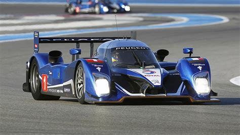 Peugeot Le Mans by Will Peugeot Return To Le Mans Top Gear