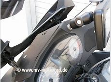 BMW R1200RT up to 2009 GPS Holder from MV