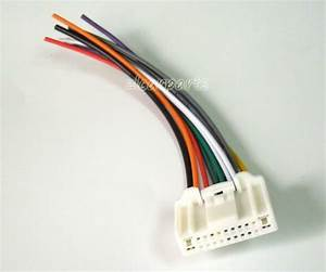 Car Radio Stereo Wire Harness 20