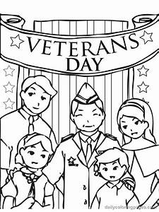 18 Free QuotVeterans Day Coloring Pagesquot Printable Thank You Sheets Happy Veterans Day 2018
