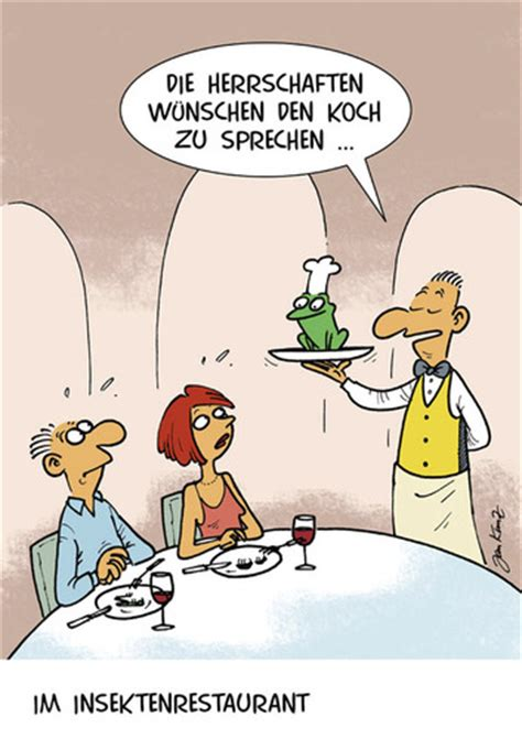 insektenrestaurant  jankunz media culture cartoon