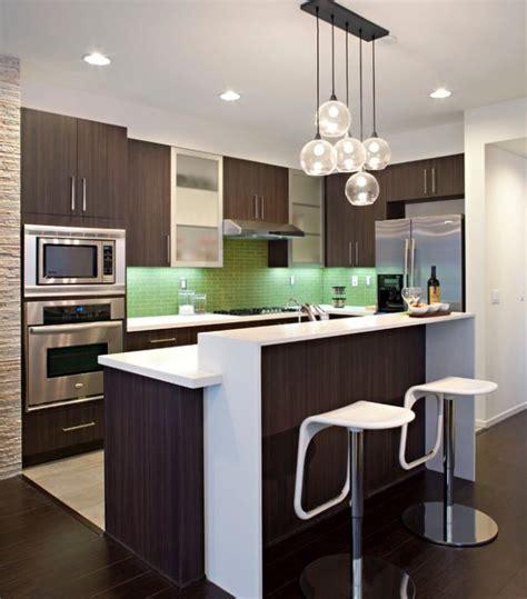 open kitchen design  small apartment interior design