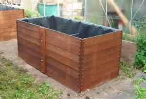 mbel aus holz selber bauen hochbeet selber bauen aus holz und metall raised garden bed construction idea