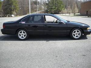 Buy Used 1996 Black Chevrolet Impala Ss Built Engine In