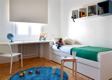 Design Examples Of Small Kids' Room For Boys Decoration