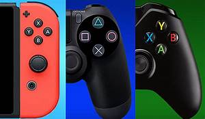PS4 And Xbox Aren39t Growing Gaming Like Nintendo Switch