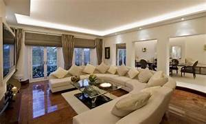 Decorating Large Living Room