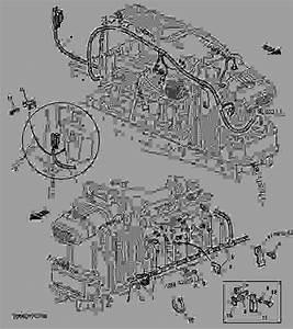 Engine Wiring Harness  012454 -