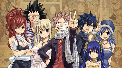 Anime Wallpaper Fairy Tail