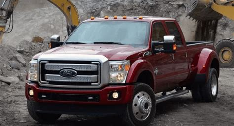 ford super duty rumors  colors popular engines