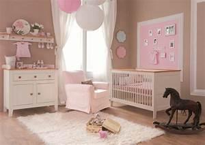 Lit bébé 140x70 évolutif Mobilier chambre à coucher bébé fille Meubles bébé Magnolia